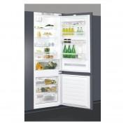 Холодильник с морозильной камерой WHIRLPOOL SP40 801 EU поврежден