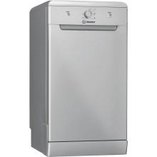 Посудомоечная машина Indesit DSCFE1B10S, повреждена упаковка, товар целый.
