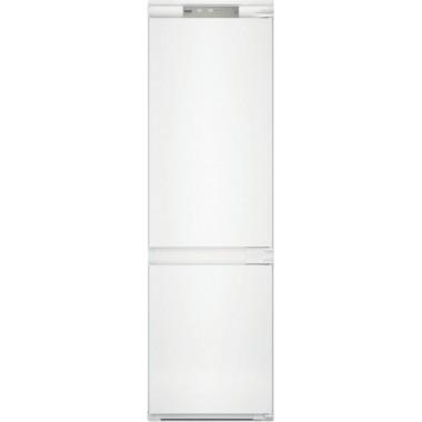 Холодильник с морозильной камерой Whirlpool WHC18 T573, повреждена упаковка, товар целый.