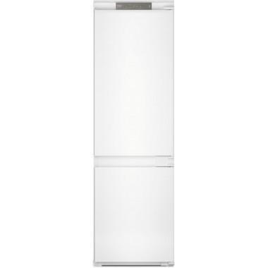 Холодильник с морозильной камерой Whirlpool WHC18 T311, повреждена упаковка, товар целый.