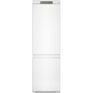 Холодильник с морозильной камерой Whirlpool WHC20 T593, повреждена упаковка, товар целый.