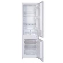 Встраиваемые двухкамерные холодильники